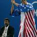 Szintén Athénban az amerikai Gary Hall Jr. szerzett egy remek nemzeti színű köntöst