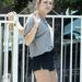 Miley Cyrus forrónadrágban június 2-án