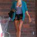 Amanda Bynes forrónadrágban augusztus 14-én