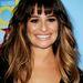 Lea Michele dekoltázzsal promotálja a Glee című sorozat új évadát