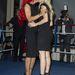 Jodie Marsh dekoltázzsal és leszbicsókkal promotálja a Queen of the Ring című női birkózóeseményt