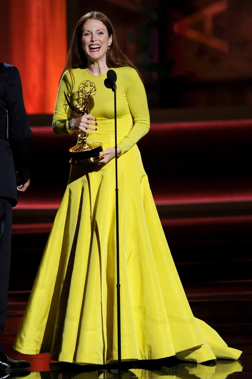 És a legfeketébb Ellen DeGeneres volt, ebben a férfiasan nőies összeállításban