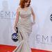 Christina Hendricks a 2012-es Emmy-kiosztó vörös szőnyegén