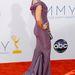 Kelly Osbourne kedvenc színe a lila, és a ruhából úgy tűnik, Zac Posen tervező is szereti ezt a színt