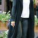 A hosszú kardigánosok - Jennifer Lopez