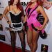 A Playboy-modell Howe-ikrek Matt Barnes Halloween-partiján
