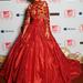 Rita Ora ugyanolyan vörös estélyiben