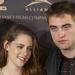 Kristen Stewart és Robert Pattinson a csütörtöki, madridi filmpremieren