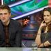 Kristen Stewart és Robert Pattinson egy spanyol tévéműsorban csütörtökön