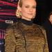 Diane Kruger segítségével kapcsolódnak fel az ünnepi fények a Champs-Élysées-n Párizsban