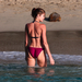 Stephanie Seymour szintén Saint-Barthélemy szigetén nyaralt
