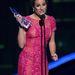 Lea Michele a Glee-ből nagyon rózsaszín, viszont neki pont jó méretű a mikrofon