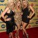Jessica Drake két kolléganőjével az XBiz Awards díjkiosztón