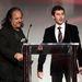És hogy két férfit is mutassunk a végén: Ron Jeremy és James Deen is ott voltak, utóbbi nyerte a legjobb férfi pornósztár díját