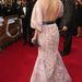 Palvin Barbara a Golden Globe-gála egyik afterpartyjára vonul be a vörös szőnyegen