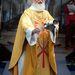 Az arany színű palást a legnagyobb ünnepekre való