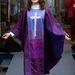 Az advent és a nagyböjt színe a lila