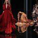 2010., Párizs, Elie Saab divatbemutató, a modell Karolina Kurkova