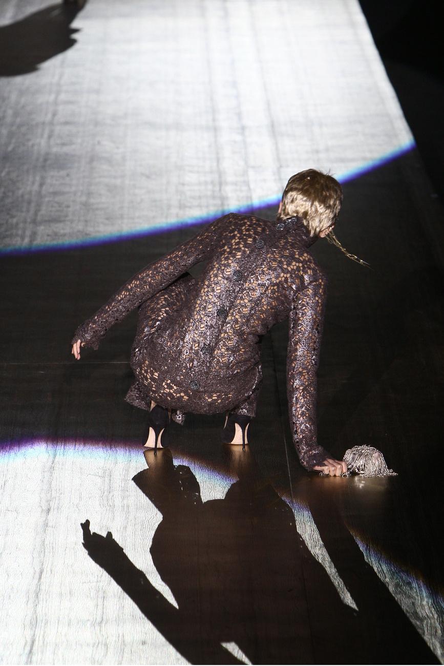 2012., Peking, She Guang Hu divatbemutató