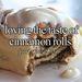 Ha imádja a fahéjas sütiket, meg az összes létező cukros dolgot, az sem árt.
