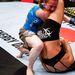 Néhány kemény fotó a Ronda Rousey vs Sarah Kaufman meccsről