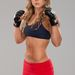 Rhonda Rousey most, a UFC történetének első szerződtetett női ketrecharcosaként