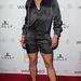 2012 augusztusában Nicole Winnaman divatbemutatóján vendégeskedett