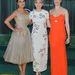 A három színésznő az Óz, a hatalmas hollywoodi premierjén