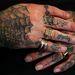 A pókhálós kezek tulajdonosát Ian Hardingnak hívják
