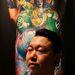 Egy tetoválás és egy tetoválóművész