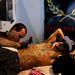 Frank, egy másik tetoválóművész talált még szabadon maradt helyet ezen a fiatalemberen