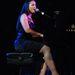 Alicia Keys 2007-ben egy jótékonysági koncerten New Yorkban