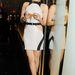 Laura Whitmore az NME zenei magazin díjkiosztója utáni partin, szintén február végén