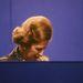 A frizura. Itt éppen 1980-ban
