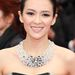 Zhang Ziyi a The Bling Ring című film premierjén Cannes-ban