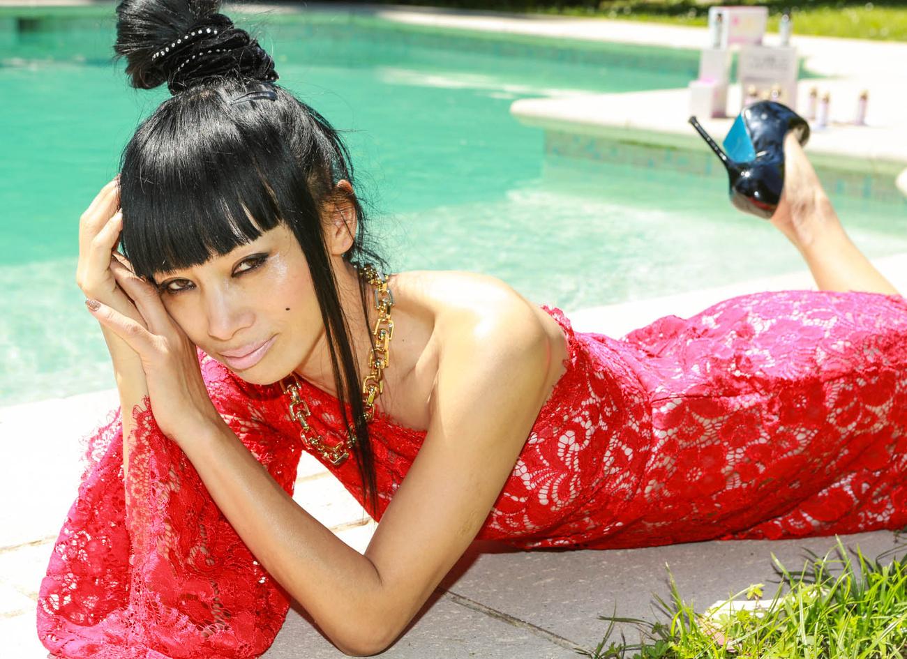 Bai Ling a Bűn érintése című film premierjén Cannes-ban