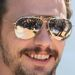 James Franco, szakáll, napszemüveg