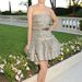 Audrey Tautou a Cannes-i amfAR-gálán a kertben