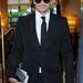 James Franco a Gucci divatbemutatójára érkezik a milánói férfidivathéten
