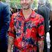Marc Jacobs a Louis Vuitton divatbemutatóján a párizsi férfidivathéten
