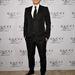 James Franco a Gucci divatbemutatóján a milánói férfidivathéten