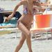 Michelle Hunziker Ligúriában terhes