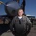Olaksondor az Ukrán Légierő pilótája, 45 éves, Szu-27-es gépen repül