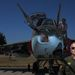 Ivanov a Bolgár Légierő pilótája, 50 éves, a földi célokat támadó Szu-25-ös gépen repül