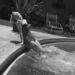 Szinén Monroe az ötvenes évek elején lógatja a lábát