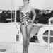 Giorgia Moll olasz színésznő a hatvanas évek elején