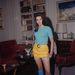1970: Christine Delaroche francia színésznő-énekes bemutat egy olyan miniszoknyát, ami alá egy boxert is beépítettek a készítők