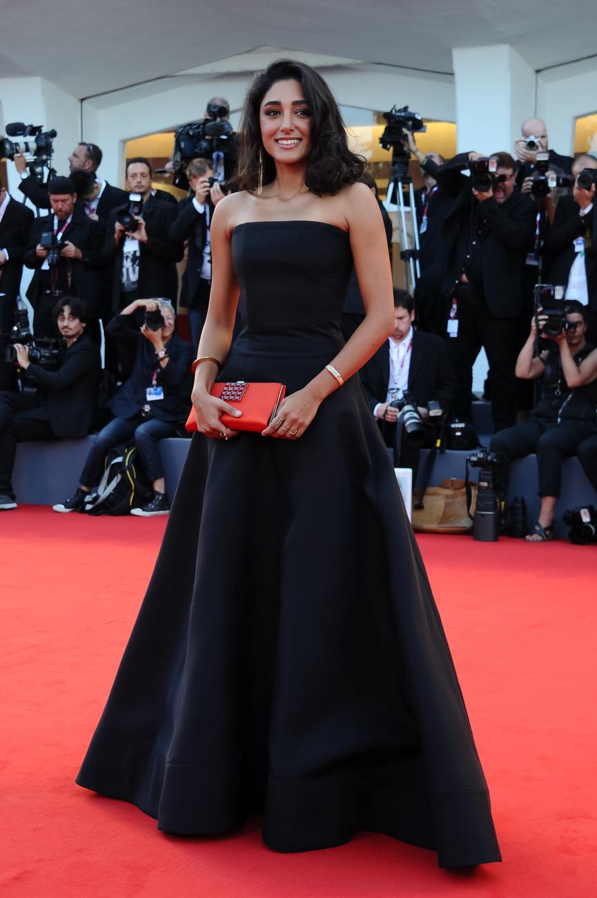 Natasha Borges a Velencei Filmfesztivál megnyitóján