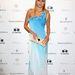 Maria Perrusi most kék-fehérben vegyül a sztárokkal, 2009-ben ő volt Miss Olaszország