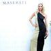 Jodie Kidd egykori brit szupermodell a Maserati eseményén